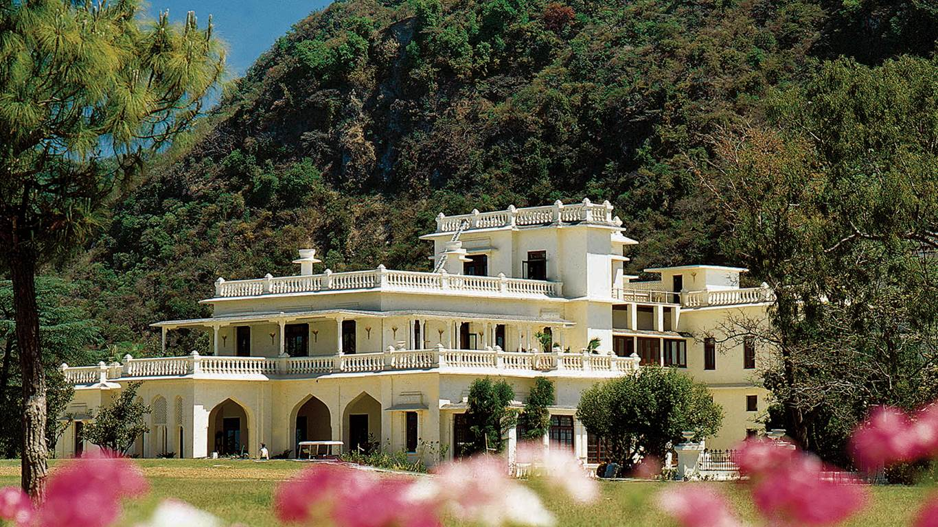Review: Ananda in the Himalayas