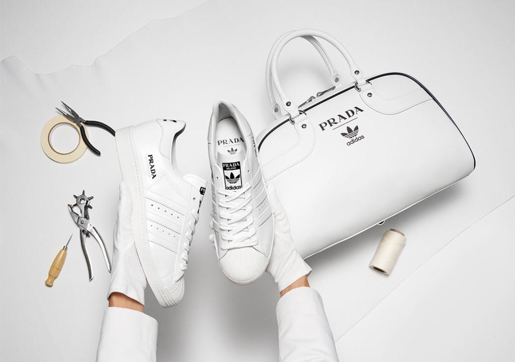 prada, adidas, prada x adidas athleisure, luxury sportswear, designer sports wear