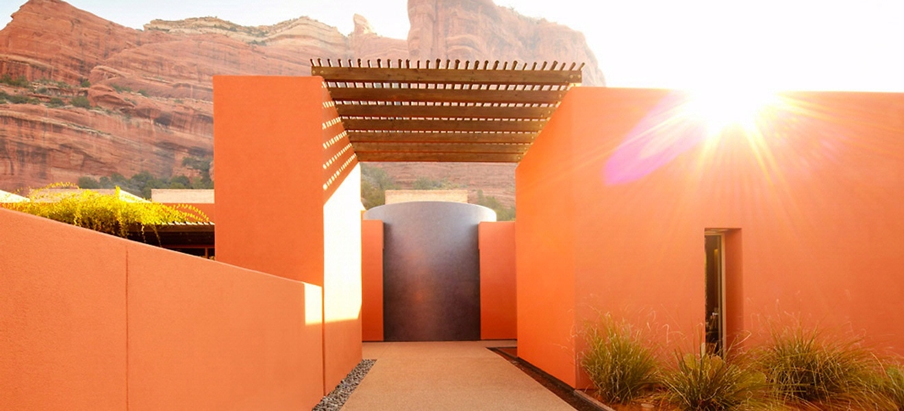 A restorative break on Route 66 | Image courtesy of Mii Amo Sedona