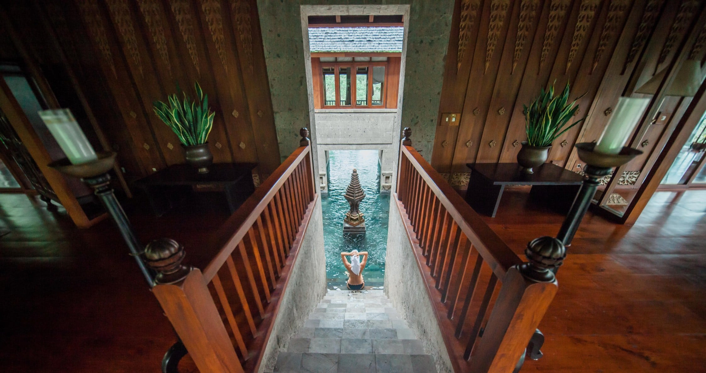 CompareRetreats.com founder Dervla Louli checks out COMO Shambhala's three-day Ayurveda programme | Image courtesy of Wandersnap