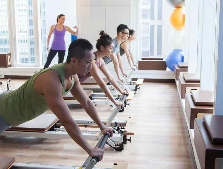 pilates studios in hong kong