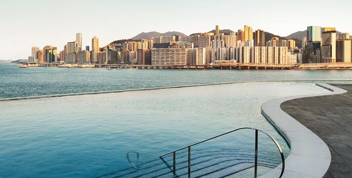 best luxury swimming pools in hong kong