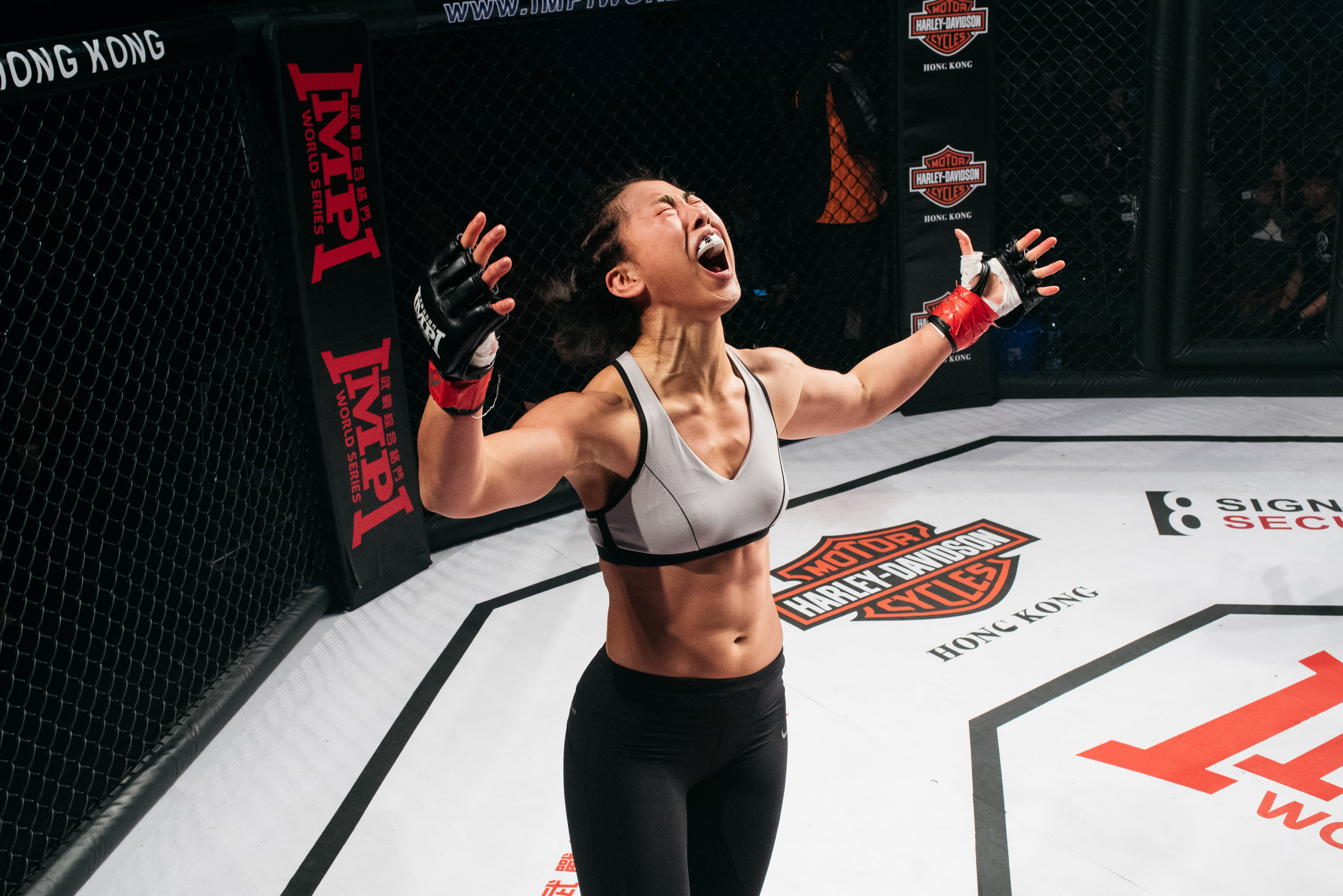 ramona pascual mma fighter