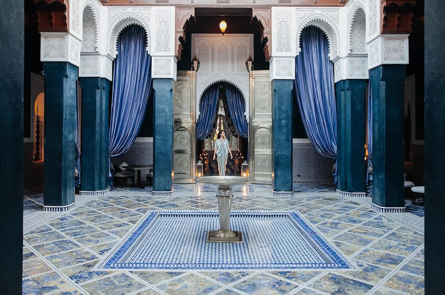 marrakech wellness guide royal mansour wellness spa marrakech africa