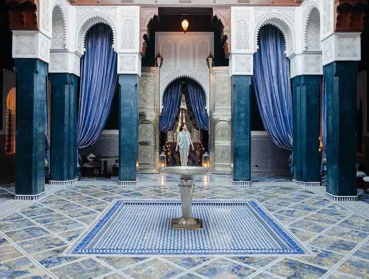 marrakech wellness guide royal mansour wellness spa marrakech africa