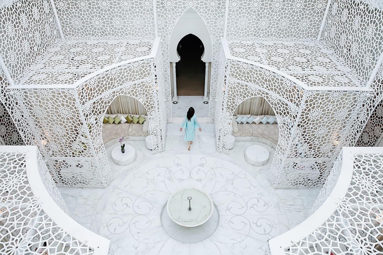 royal mansour wellness spa marrakech africa