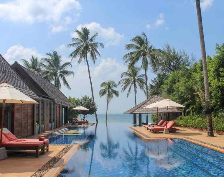 Chai Talay Estate Koh Samui, wellness retreats in thailand luxury wellness retreats