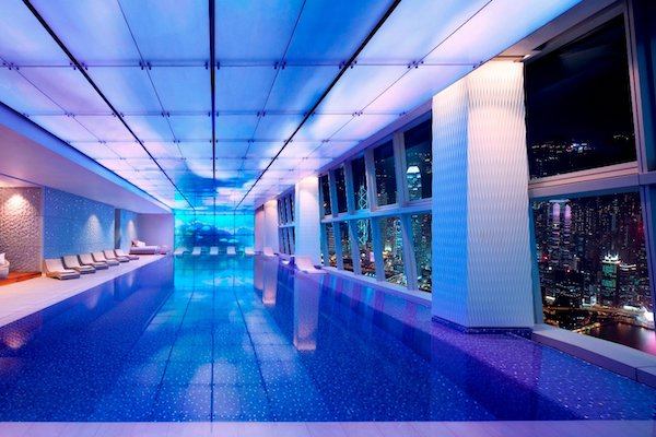 luxury spa hong kong