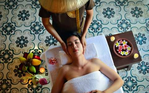 luxury wellness natural spa treatments