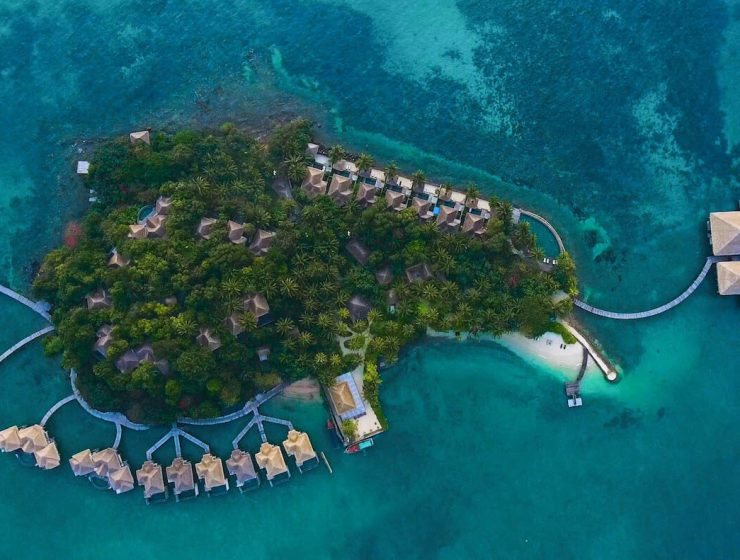 Song Saa Private Island, luxury wellness retreat, cambodia wellness