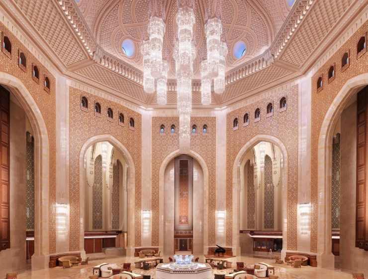 best wellness resorts in the middle east, best wellness retreats in the middle east, luxury wellness retreats, luxury spas, middle east, dubai, jordan, oman, turkey
