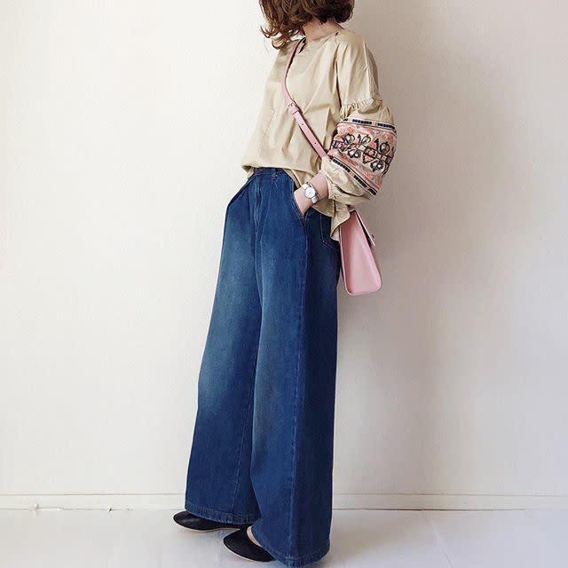 おしゃれな人は【GUのメンズ】を着る。natsumiさんのプチプラコーデ4選/