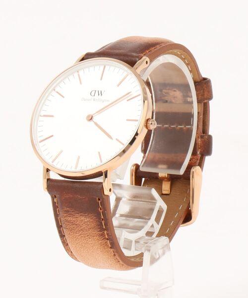 女性に人気のクリスマスプレゼント2020【レディース腕時計編】/きれいめ女性から根強い人気!「Daniel Wellington(ダニエルウェリントン)」の腕時計