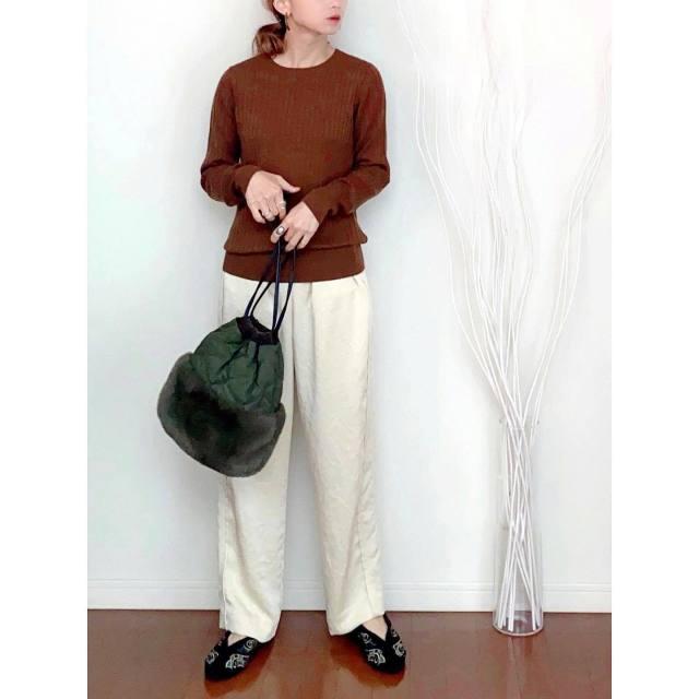 「巾着バッグ」がオシャレな理由って?【ファッションの疑問を解決!】/機能性もGOOD。デザインが豊富だから気に入るものが見つけやすい!