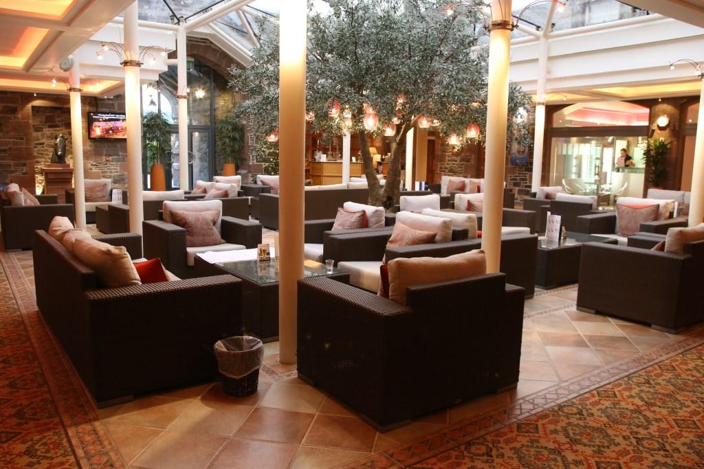 Stobo Cafe lounge