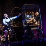 Young grabs the limelight in dazzling show