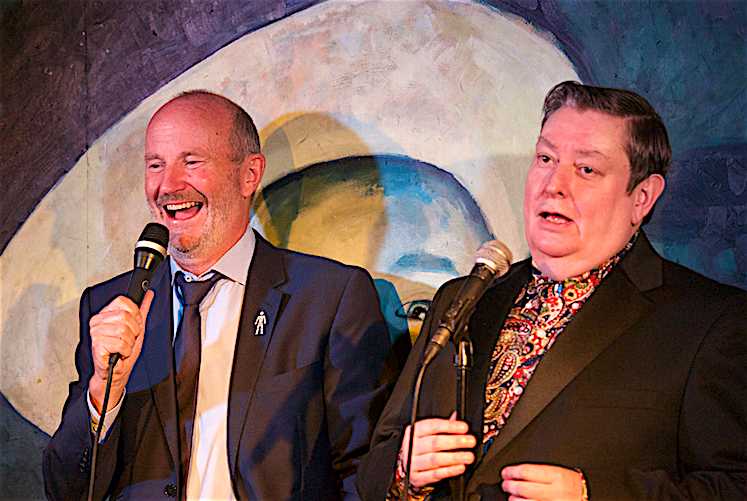 Fred MacAulay and John Moloney, Edinburgh Fringe