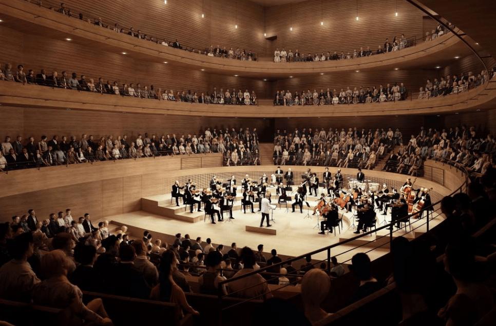 Impact Centre, Edinburgh Concert Hall