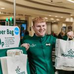 Morrisons paper bags