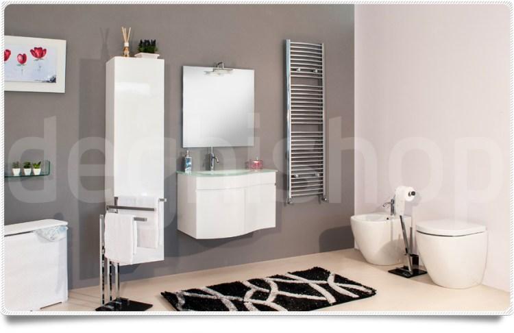 Arredo bagno 3 idee per sfruttare piccoli ambienti - Mobili bagno roma ...