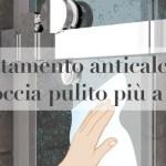 trattamento anticalcare box doccia