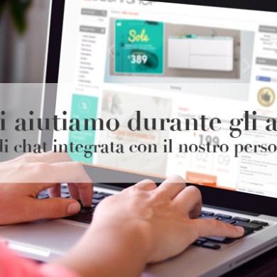 Chat ecommerce