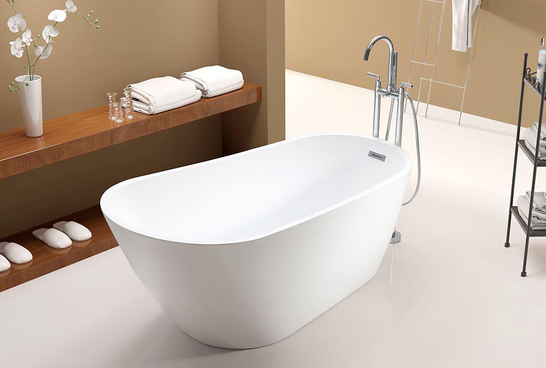 Vasca Da Bagno Freestanding 170x75cm Polaris : Vasca da bagno freestanding 170x75cm polaris: vasca da bagno annunci