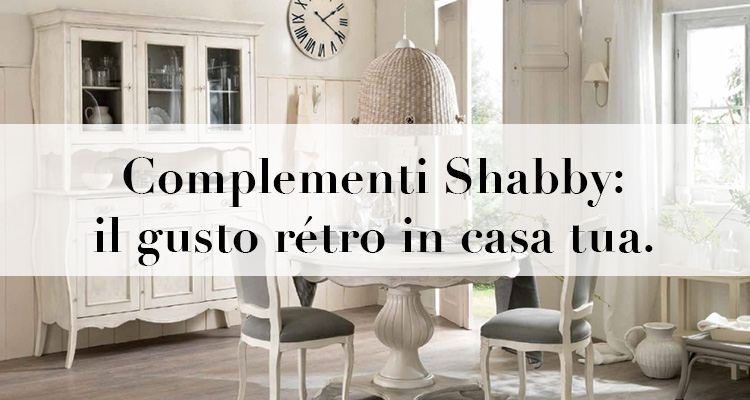 complementi shabby