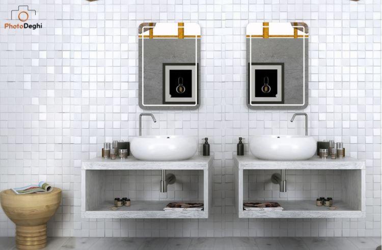 mensoloni da bagno: la soluzione salvaspazio - magazine deghishop - Arredo Bagno Salvaspazio