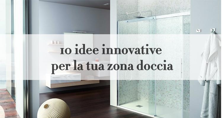 Box Doccia Su Misura Per Mansarda.10 Idee Innovative Per La Tua Zona Doccia Di Design Magazine