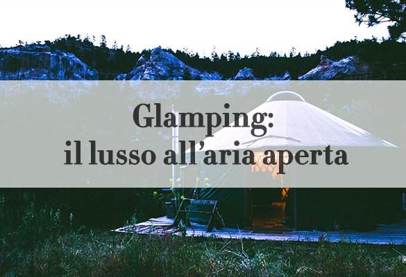 copertina glamping