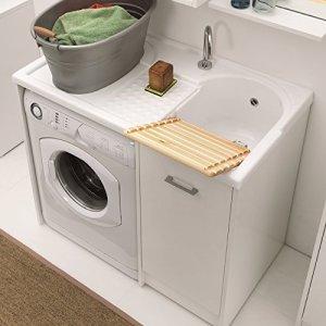 nascondere la lavatrice a vista