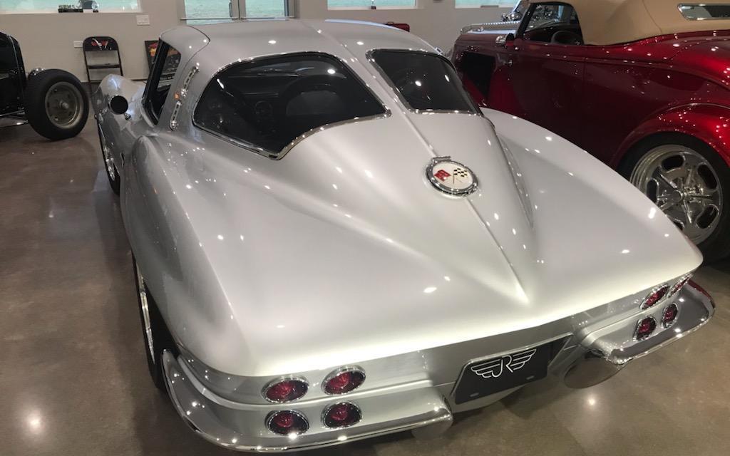 Jerry's 1963 Corvette