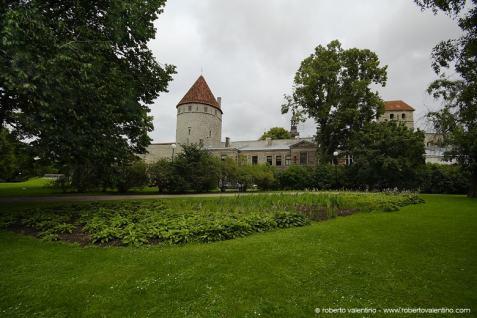 Tallin. Uno degli ingressi alla Città Vecchia.