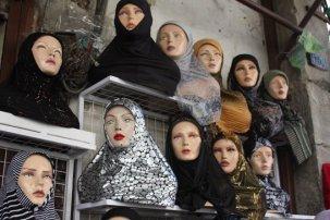 Al mercato di Damasco