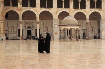 La Moschea degli Omayyadi