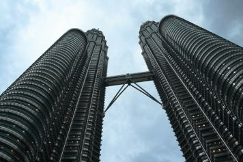 Le Petronas Twin-Towers