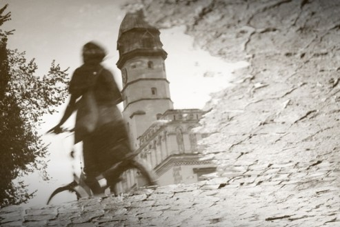 La pioggia a Cracovia 01 - © Simone Consorti