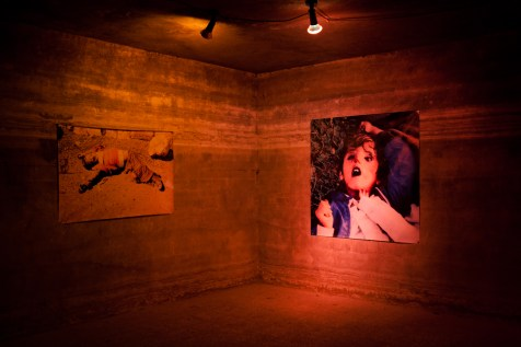 """KRG. Sulaimaniya. """"Amna Suraka"""" (Red Security) is the country's first war-crimes museum. Previously a Saddam's prison, here thousands of people, mainly Kurds, were imprisoned and tortured"""