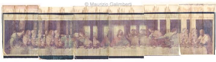 ©Maurizio Galimberti - Cenacolo
