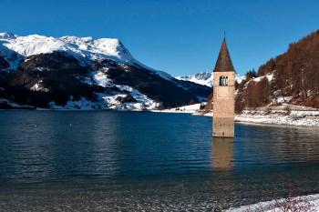 © Lago di Resia - Ivan Brancolesi