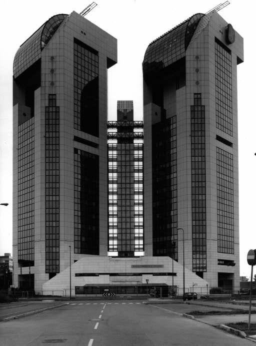 ©Gabriele Basilico Milano 1998 Fondo Milano senza confini / Città Metropolitana di Milano