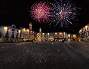 Christmas and New Year s Eve in the Italian city of Vercelli New year in vercelli italy