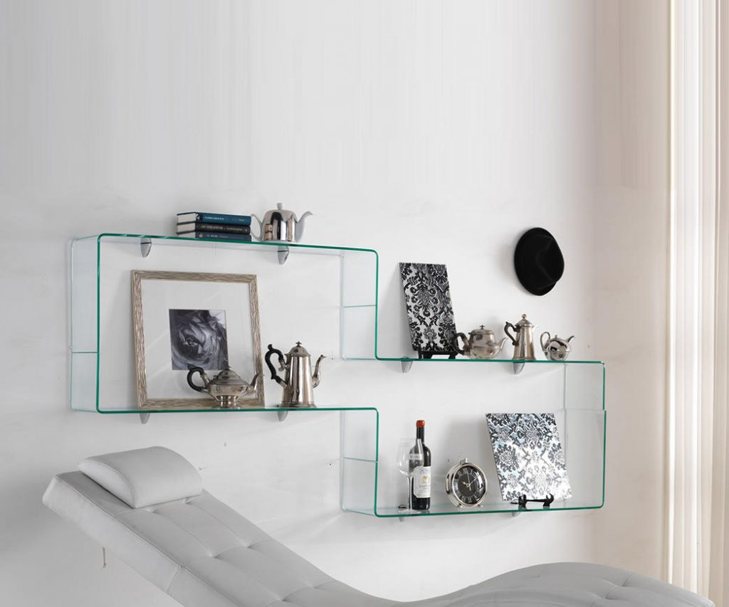 Organizza gli spazi di casa con dei complementi dal design elegante e funzionale, perfetti per soggiorno, cameretta o bagno. Complementi D Arredo In Vetro Curvato