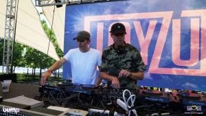 Joyzu at Bump Music Festival 2017 | The Era Of EDM Magazine