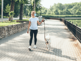 Get Active to Lower Your Cancer Risk