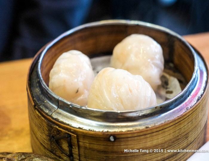 Har Gow (shrimp dumpling)