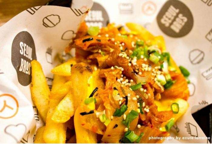 Kimchi Fries at Seoul Bros | foodpanda Magazine