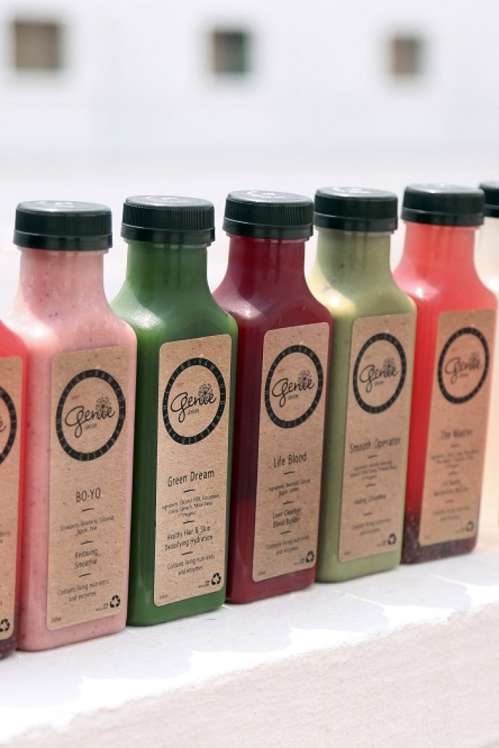 Genie Juicery Hong Kong | foodpanda Magazine