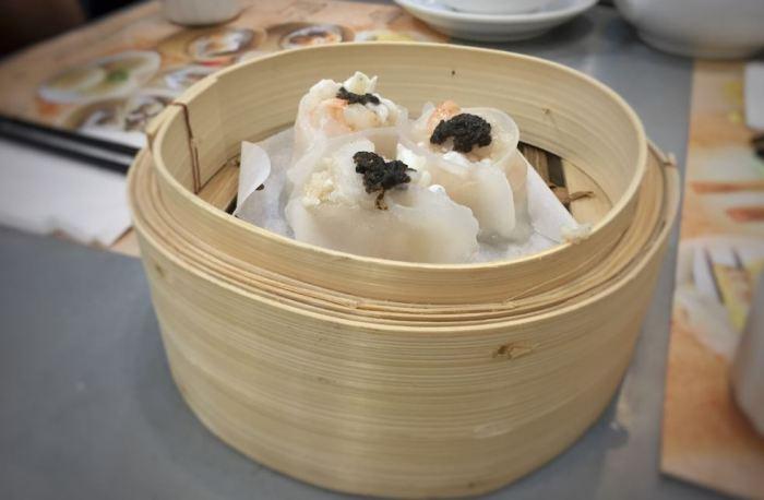 Perigold Truffle and Scrambled Egg White Dumplings | foodpanda Magazine